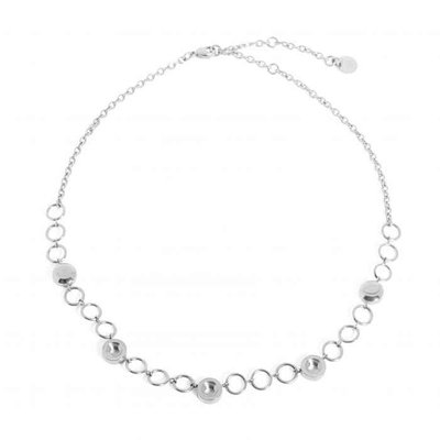 Collier - Staal | Melano