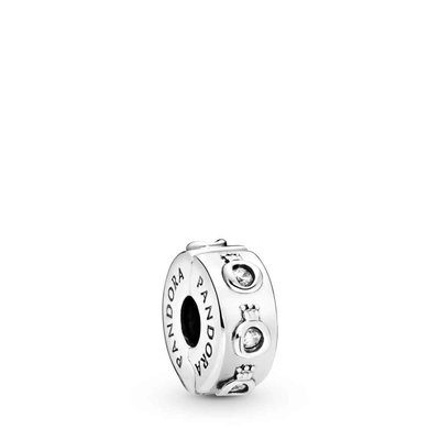 Charms Clip - Zilver | Pandora