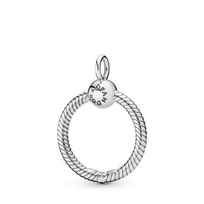 Pandora Charm Hanger - Zilver