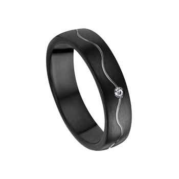 Ring - Staal | Amici