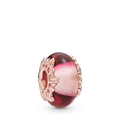 Charms - Rose™ Murano | Pandora