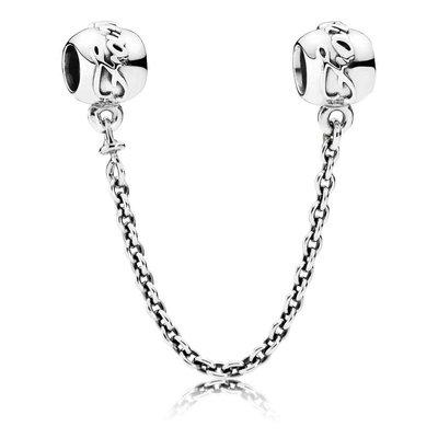 Charm Veiligheid - Zilver   Pandora