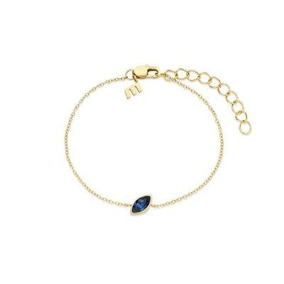 Armband - Staal   Melano