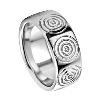 Ring - Staal   Amici