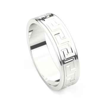 Ring - Zilver   Amici