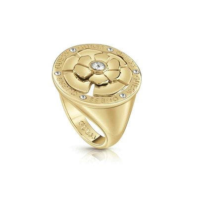 Ring - Staal | Guess