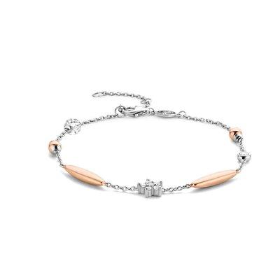 Armband - Zilver   Ti Sento
