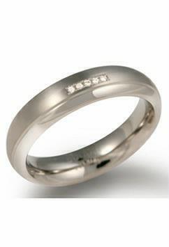 Ring - Briljant Titan | Boccia