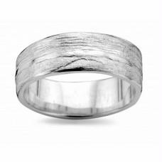 Trouwring - Zilver | d'euxx