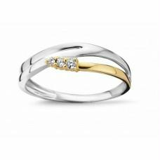 Ring - Briljant 18kt | You & Me