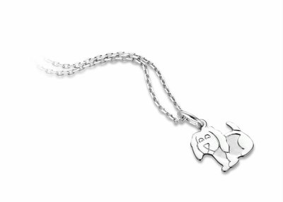 Collier - Zilver | Lizzy