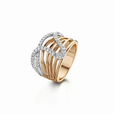 Ring - Briljant 18kt | Innocence