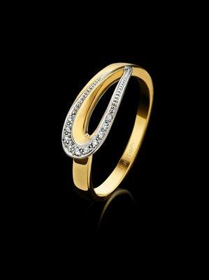 Ring - Briljant 18kt | Nona