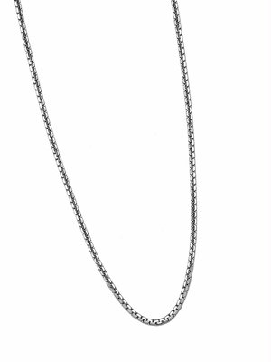 Collier - Staal | Lotus