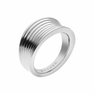 Ring - Staal | Skagen