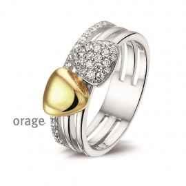 Ring - Zilver   Orage