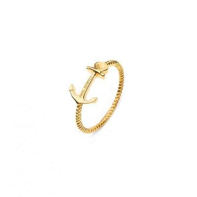 Ring - Staal | Paul Hewitt