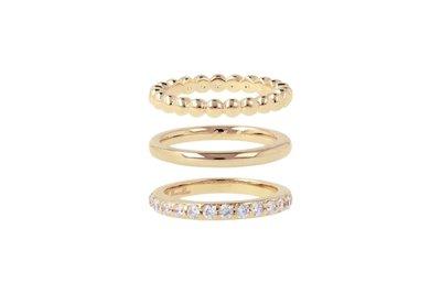 Ring - Zilver | Bronzallure