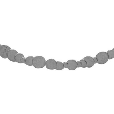 Collier - Zilver   Onno