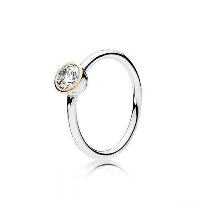 Ring - Zilver 14kt | Pandora