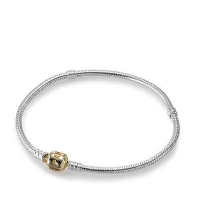 Charm Bracelet - Zilver 14kt | Pandora