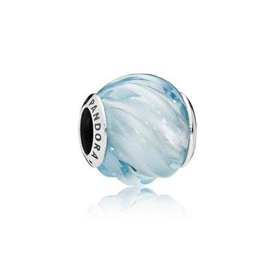 Charms - Murano Zilver   Pandora