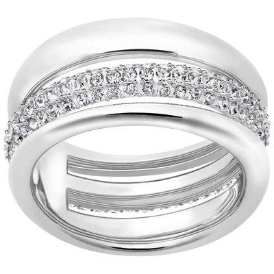 Ring - Plaqué   Swarovski