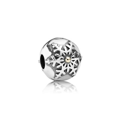 Charms Clip - Zilver 14kt | Pandora