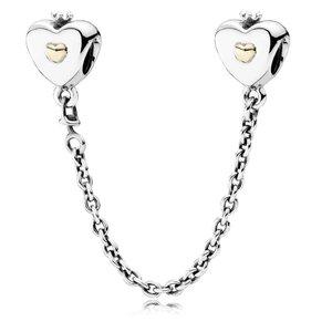 Charm Veiligheid - Zilver 14kt   Pandora
